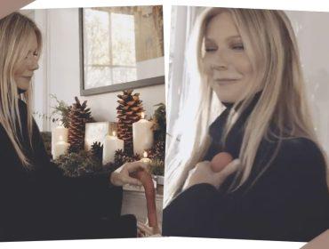 Preparação do Natal empoderado de Gwyneth Paltrow tem dry martini e… um vibrador! Aos fatos