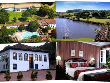 Hotel Fazenda Dona Carolina é a dica para sair da rotina neste Natal