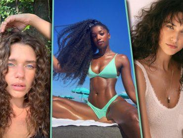 É verão! Praia, mar, sol… e o cabelo fica como? Anote dicas quentíssimas para manter suas ondas, cachos e crespos saudáveis