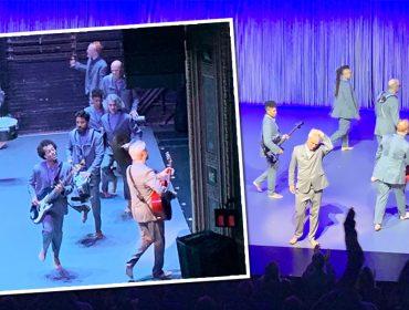 Ex-líder do Talking Heads faz temporada de shows mais concorrida de Nova York… aos detalhes!