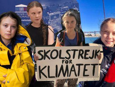 Três momentos que provam que Greta Thunberg merece o título de Personalidade do Ano da 'Time'