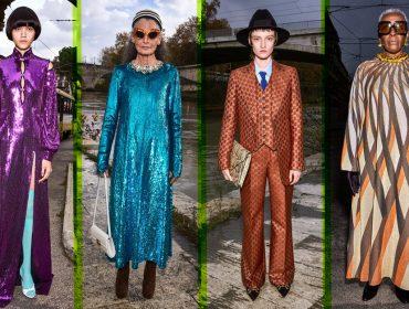 Representatividade é ponto alto de fotos do pre-fall 2020 da Gucci. Vem ver!