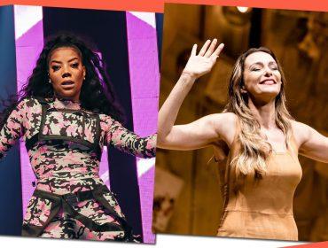 """Mônica Martelli e Ludmilla fazem coro: """"Sucesso é fruto de sinceridade, verdade no trabalho e de gostar muito do que se faz"""""""