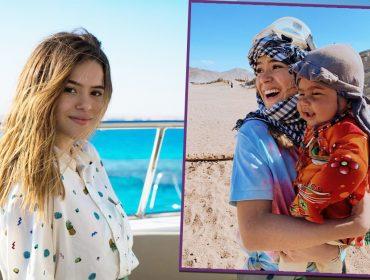 Maísa tem 'feito a egípcia' em suas redes sociais. Literalmente! Play para entender essa história