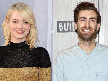 Emma Stone vai casar! Estrela do cinema e o produtor de TV David McCary anunciam noivado