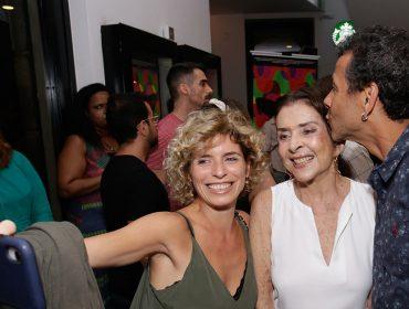 """Sessão de gala do filme """"Boca de Ouro"""", no Festival do Rio 2019, leva famosos ao Cine Odeon"""