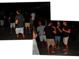 'Dress code' masculino chama a atenção na Welcome Party em Trancoso. A gente explica!