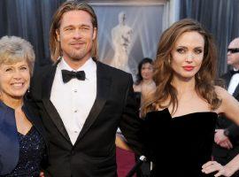 Mãe de Brad Pitt cogitou confrontar Angelina Jolie pessoalmente e deixa bem claro que é 'team' Jennifer Aniston