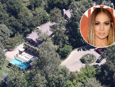 Novas fotos do château de R$ 117 mi de J-Lo indicam que a propriedade é perfeita para um casamento