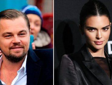 Encontro de Kendall Jenner com Leonardo DiCaprio pode ter rendido algo mais…