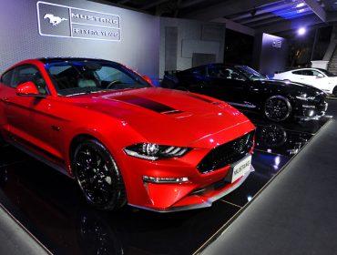 Ford comemora 55 anos do Mustang com edição especial do esportivo