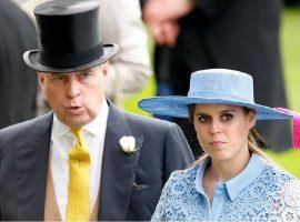 Princesa Beatrice cancela festa de noivado por causa das polêmicas do pai