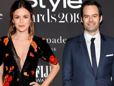 "Rachel Bilson pode estar namorando o ex-astro do ""Saturday Night Live"" Bill Hader. Aos fatos!"