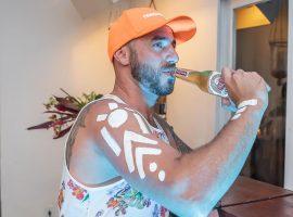 Cerveja Sol é sucesso em mais um dia de Casa Glamurama Trancoso