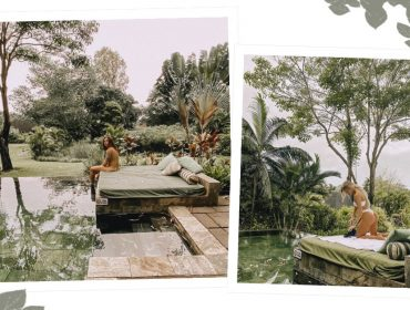 Whindersson Nunes aproveita as férias ao lado de Luísa Sonza no melhor estilo Tarzan. Oi?