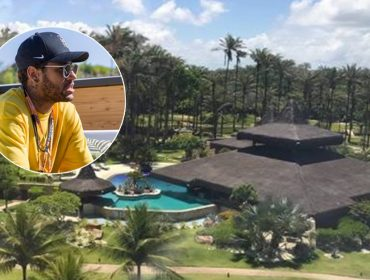 Neymar aluga mega casa em Barra Grande e já tem hospede estrelado. Vem saber do rolê de fim de ano do jogador!