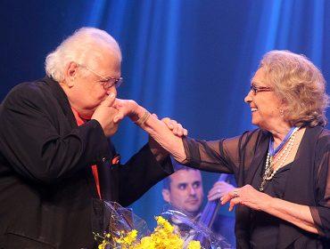 Eva Wilma é homenageada no Prêmio Cesgranrio de Teatro nessa terça