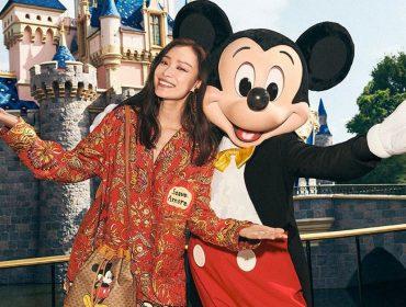 Para comemorar o ano do Rato no horóscopo chinês, Gucci e Disney se unem para lançar coleção inspirada no Mickey
