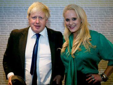 Suposta ex-namorada de Boris Johnson ameaça publicar livro com segredos sobre o político britânico