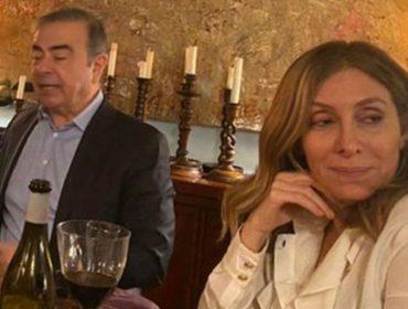 TV francesa divulga vídeo de Carlos Ghosn celebrando o Ano Novo com mulher e amigos no Líbano