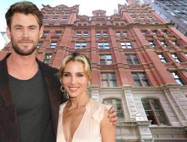 Moradores da Austrália, Elsa Pataky e Chris Hemsworth querem apê de NY à venda por R$ 50 mi