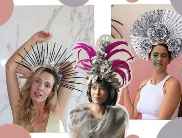 Quer arrasar no Carnaval? Invista em enfeites de cabeça fashionistas e se joga na folia. É sucesso garantido!
