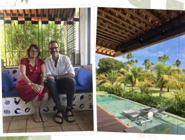 No Dia de Iemanjá, o programa 'Casa Brasileira' celebra a Bahia, neste domingo, no GNT. Espia só!