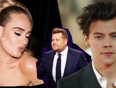 De férias no Caribe, Adele, Harry Styles e James Corden dão gorjeta de R$ 8 mil em restaurante