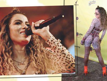 Glamurama se joga no 'Ensaios da Anitta' e bate papo com a cantora nos bastidores do Memorial da América Latina