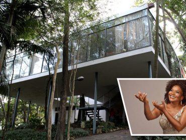 Para comemorar o aniversário de São Paulo, o Instituto Bardi traz apresentação especial de Margareth Menezes na Casa de Vidro