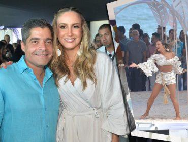 Claudia Leitte comandou festa aberta ao público para comemorar novo Centro de Convenções de Salvador