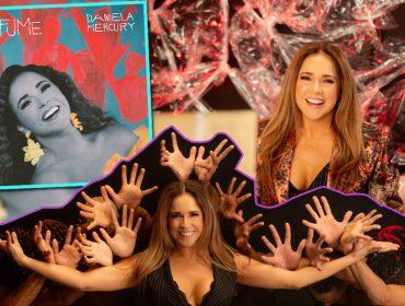 Em contagem regressiva para o Carnaval, Daniela Mercury lança álbum e dispara: 'Alegria é uma forma de resistência'