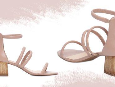 Desejo do Dia: sandália de salto bloco de madeira da 2Essential para Shop2gether