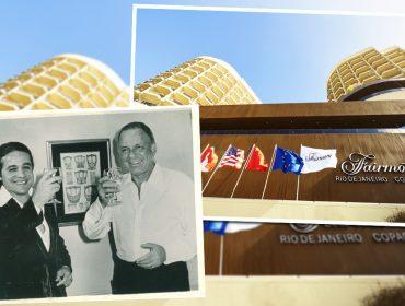 Rio de Janeiro ganha jantar para relembrar visita de Frank Sinatra à cidade
