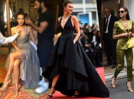 No aniversário de 34 anos de Irina Shayk, os momentos em que a modelo, ex de Bradley Cooper, divou!