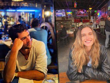 Fernanda Liz engata namoro com o supermodelo Sean O'Pry. Aos detalhes!
