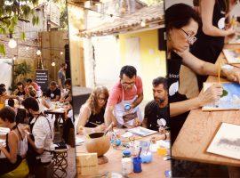 Mastercard Black arma oficina para clientes com o artesão Damião Vieira em Trancoso. Aos cliques!