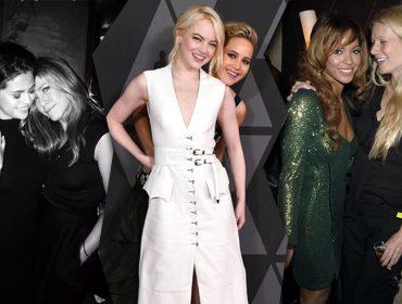 Amizades improváveis? Glamurama entrega as celebridades que você não podia imaginar que são bffs