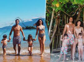 Shorts Co. apresenta coleção mega colorida para toda a família que é a cara do verão