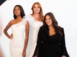 """A top plus size Ashley Graham cria coleção de vestidos de noiva para todos os corpos: """"Minha missão é a inclusividade"""""""