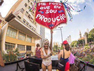Não há limites para a criatividade dos blocos de rua. Já em clima de Carnaval, elegemos os nomes mais divertidos de SP