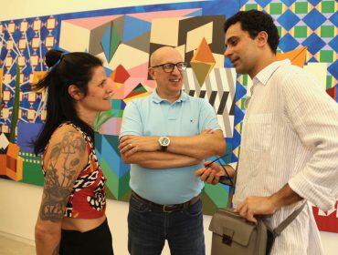 Abertura de duas mostras agitaram a Galeria Kogan Amaro nesse sábado