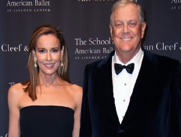 Ela é a nona pessoa mais rica do mundo e você nunca ouviu falar dela: conheça Julia Flesher Koch