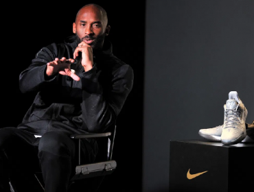 Nike suspende vendas de produtos da linha de Kobe Bryant para evitar lucros excessivos de revendedores