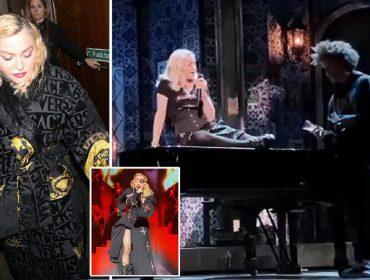"""""""Madame X"""", a nova turnê intimista de Madonna, estreia em Londres com recepção morna da imprensa"""