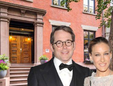 Sarah Jessica Parker e Matthew Broderick querem vender mansão de R$ 158 mi, só que no sigilo. Oi?