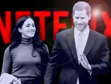 Diretor de conteúdo da Netflix sonha em ter Meghan Markle e Harry no casting da gigante do streaming
