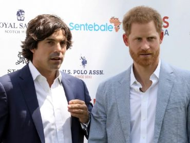 "Bff de Harry, astro do polo argentino compara Meghan Markle a ""leoa"" e irrita feministas"