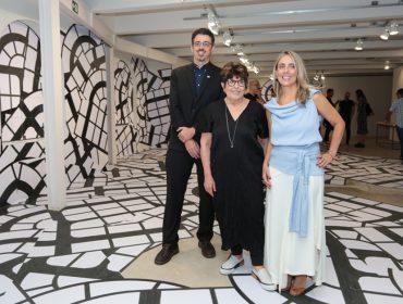 Paço das Artes é inaugurado com agito em São Paulo