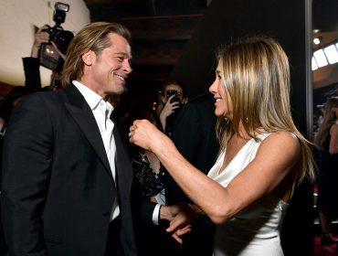 Será que o amor entre Jennifer Aniston e Brad Pitt realmente acabou? Especialista em linguagem corporal revela que não